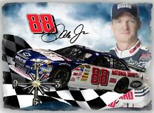 Dale Earnhardt Jr wall clock (Great Man Cave Wall Clock)   They Make great Gifts