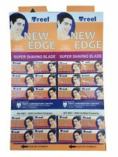 200 Treet New Edge double edge razor blades