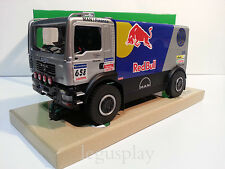 Slot car SCX Scalextric Avant Slot 50409 Man Truck 4x4 Dakar 2010 N#658
