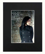 The Cranberries Dolores O'Riordan 8x10 Art Print Poster Decor picture Photo