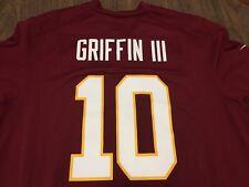Robert Griffin III Washington Redskins Large Jersey NFL Nike On Field