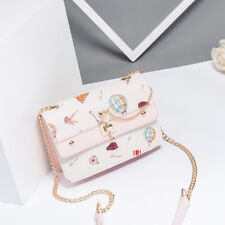 2019 Women new fashion Korean style of student bag with chain crossbody bag