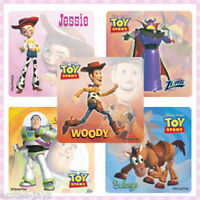 Toy Story Stickers x 5 -Woody/Buzz - Party Supplies, Reward, Favours, Gifts
