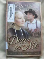 Brides of Webster County Ser.: Dear to Me 3 by Wanda E. Brunstetter (2008, Paper