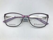 Elizabeth Arden EA 1126 Designer Eyeglasses Frame 53-16-135 Purple Glasses