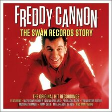 Freddy Cannon - Swan Records Story [New CD] UK - Import