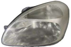 2000 2001 02 DAEWOO NUBIRA DRIVER LEFT SIDE FRONT HEADLIGHT LAMP LIGHT ASSEMBLY