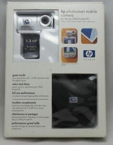 HP Photosmart 1.3MP Mobile Camera for iPaq with SDIO Slot (FA185A#AC3)