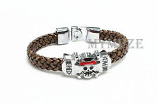 One Piece Luffy Bracelet Punk Bangle Straw Hat Skull Pirate Going Merry Symbol