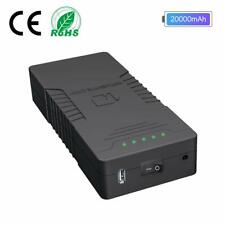 HitLights 12V DC / 5V DC (USB) Rechargeable 50000mAH Battery Pack Power Bank