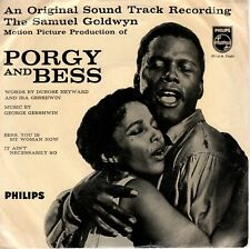 7inch PORGY AND BESS	soundtrack ep	HOLLAND EX/WOC BACK	 (S0258)
