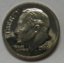 2000-S Proof Silver Roosevelt Dime Shipped FREE Best Prices on Ebay Nice Coins!