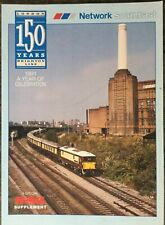 London to Brighton Line 150th Anniversary 1991 **FREE P&P**
