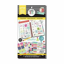 me & my BIG ideas  PPSV-14 Create 365 The Happy Planner Sticker Value Pack Pl...