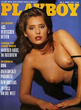 Playboy März/03/1990   Andrea Racz & Christina Hummer*