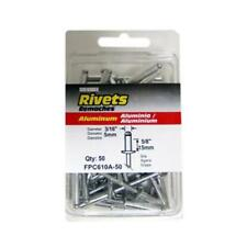 50-Pack Extra Long Aluminum Rivets
