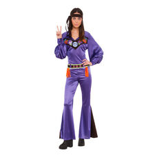 Womens That 70's Babe Cher Costume size Standard 10-14