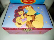 More details for extremely rare collectable  official boxed disney hercules musical box 80s asnew