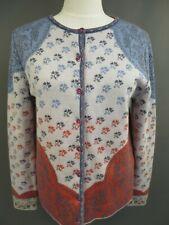 IVKO Anthropologie Women's size 44 (US 14)) Boho Cardigan Sweater