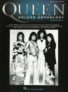 Spartiti Queen-Deluxe Anthology Songbook (formato digitale)