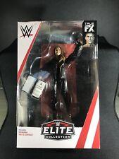 WWE Mattel Shane McMahon Elite Series 50 avec cassable combat annoncer Table
