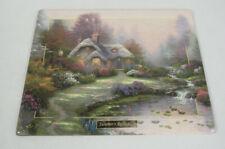 Thomas Kinkade Everett's Cottage Plate #E 5811 Bradford Exchange 2000