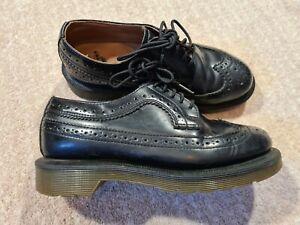 Dr Martens Brougues Shoes Size 3