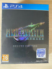 Final Fantasy VII remake-Deluxe Edition PS4 Juego