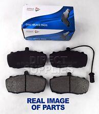 COMLINE FRONT AXLE BRAKE PADS FOR LTI TX 2.5 R425 DOHC ADB11066 OE QUALITY