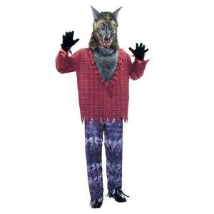 Werewolf Warewolf Man Halloween Beast Animal Creature Fancy Costume