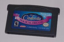 Gameboy Advance Disney Cinderella Magical Dreams Game Cartridge