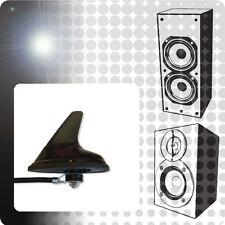 Peugeot 206 1.4 ACP Universal AM/FM Shark Fin Aerial Standard Black Antenna XE3