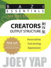 Creators. Output Structure by Yap, Joey (Paperback book, 2010)