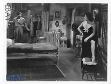 Joan Crawford leggy, Clark gable VINTAGE Photo Strange Cargo