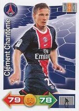 CLEMENT CHANTOME # PARIS.SG PSG CARD PANINI ADRENALYN 2012