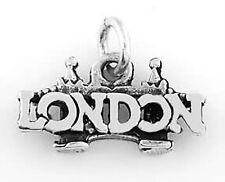 SILVER LONDON BRIDGE IN CITY OF LONDON CHARM