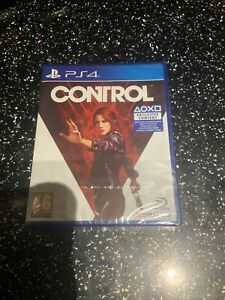 PLAYSTATION 4 PS4 GAME Control NEW & SEALED