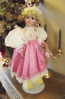 NEW AIMEE 24 in AMERICAN ARTIST CINDY PUTNAM KAIS WORLD GALLERY PORCELAIN DOLL