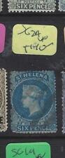 ST HELENA  (P0705BB)  QV  6D       SG 2A    VFU
