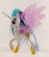 "My Little Pony G4 FiM Movie Princess Celestia 4.75"" Brushable Toy"