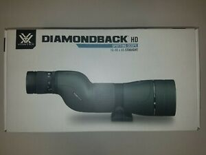 *1-Pack* Vortex DiamondBack HD Spotting Scope 16-48x & 65 Lens Diameter DS-65S