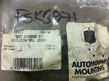 FORD ESCORT MK5 FRONT WISHBONE BUSHES FSK5971