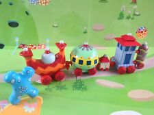 In The Night Garden Ninky Nonk Train With Haahoo - Ideal Cake Toppers!!