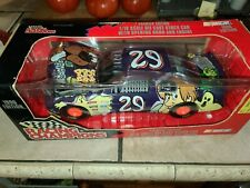 NASCAR Racing Champions Scooby-Doo #29 1/18 Scale Car 1996 PREMIER Edition NEW