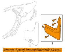 FORD OEM 13-16 Fusion Exterior-Mud Flap Splash Guard DS7Z16A550CA