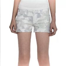 NWT Juniors Levi's Shortie Shorts Size 9/29 Pixelated Army MSRP $38