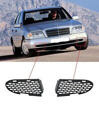 NEW MERCEDES BENZ MB C CLASS W202 FRONT BUMPER LOWER GRILL LEFT+RIGHT 1993-1997