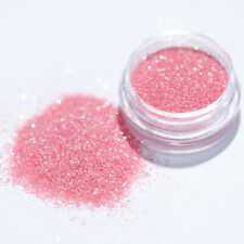 Holo Gradient Glitter Powder Shining Sugar Glitter Pink Nail Art Decoration Tips