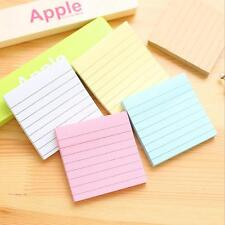 Sticky Notes Notebook Memo Pad Bookmark Paper Sticker Notepad Stationery