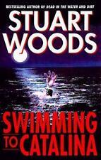 A Stone Barrington Novel: Swimming to Catalina No. 4 by Stuart Woods (1998, Hard